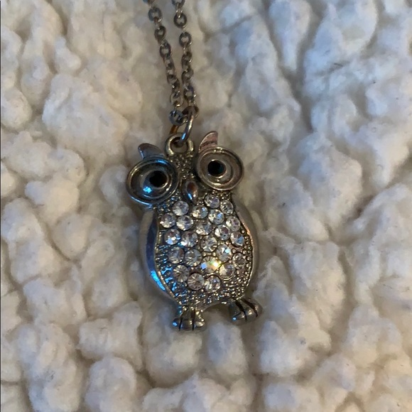 Forever 21 Jewelry - Owl necklace